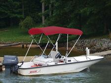 New Sunbrella Bimini Top for your Lowe Fishing Boat