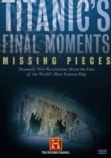 TITANICS Final Moments: Missing Pieces TITANIC New DVD
