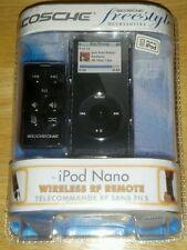 New Wireless RF Remote Control + Case for iPod 1G Nano