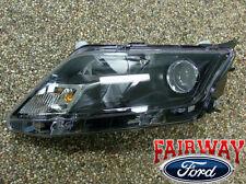 09 10 11 12 Fusion OEM Genuine Ford Parts LEFT - Driver Quad Head Lamp Light NEW