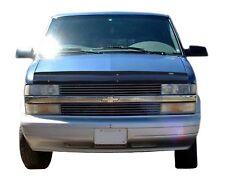 AVS 22001 Bugflector Stone Deflector Smoke 1995-2005 GMC Safari Chevy Astro