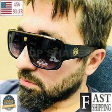 Oversize Fashion Design Men Square Sunglasses New Style Gradient Shades Hip Hop