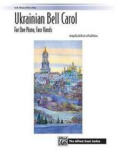 Ukrainian Bell Carol: Sheet by Alfred Music (Paperback / softback, 2016)