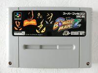 Super Bomberman 2 SNES HUDSON Nintendo Super Famicom From Japan