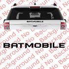 Corgi Jrs 9MM Batmobile Vinyl Replacement Decal