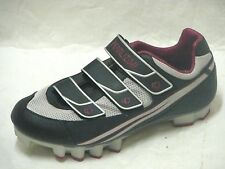 WOMENS PEARL IZUMI QUEST BICYCLE MOUNTAIN BIKE SHOES SZ 38 EUR US 6.5