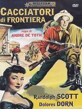 Dvd CACCIATORI DI FRONTIERA - (1954)  Western *** A&R Productions *** .....NUOVO
