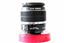 CANON EF-S 18-55mm IS Lens for camera XT XTi XS XSi T1i to T5i 30D 40D