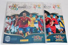 PANINI ADRENALYN XL trading cards EM Euro 2012-collector 's binder classeur
