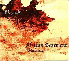 BOLLA-AFRIKAN BASEMENT MAKUSSA-IMPORT CD WITH JAPAN OBI G88