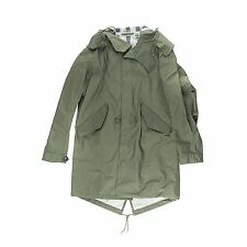 TEN C Light Parka nastrato Made in Italy US Army