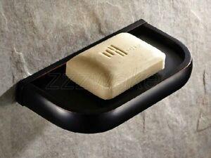 Oil Rubbed Bronze Soap Basket Soap Dish Soap Holder Bathroom Accessories zba194