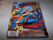 SIGNED CURT SWAN THE ADVENTURES OF SUPERMAN #471 DC COMICS 1ST PRINTING