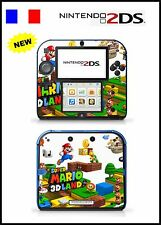 SKIN STICKER AUTOCOLLANT DECO POUR NINTENDO 2DS REF 79 SUPER MARIO LAND 3D