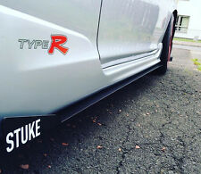 STUKE EP3 Side Skirts Honda Civic Type & Additional set of winglets