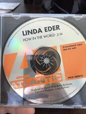 Linda Eder-How In The World-Promo CD