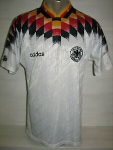 GERMANY 1994-96 HOME SHIRT ADIDAS SIZE S