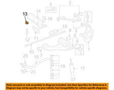 GM OEM Front Suspension-Torsion Bar Nut 11561233
