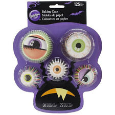 Halloween Eyeball Baking Cups Multi Pack 125 ct from Wilton 3057 NEW