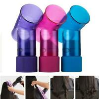 Hair Dryer Attachment Diffuser Wind Spin Roller Fast And Easy E6Y4