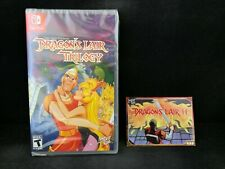 Dragon's Lair Trilogy with Collectible Card (DL2) (Nintendo Switch) BRAND NEW
