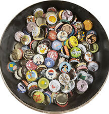 500 Beer Bottle Caps (350+ Designs Used NO DEFECTS)