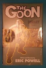 Dark Horse The Goon Library Volume 1 HC Hardcover Eric Powell