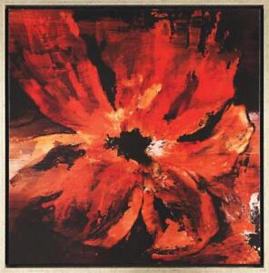 Painting Lava Bouquet 1 Framed Print Artwork Wall Decor Canvas Stretched Wood...