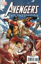 Marvel Comics Avengers The Initiative #8 2007-2010 NM