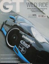 GT Purely Porsche 09/2002 featuring TechArt, Boxster S Biturbo, Carrera, 911SC