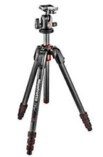 Manfrotto 190go Carbon Fiber Tripod Kit With Ball Head