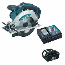 MAKITA 18V LXT BSS611 BSS611Z CIRCULAR SAW, BL1830 BATTERY AND DC18RC CHARGER