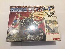 Tomy Vintage OJR Zoids Original Japan Release Salamander F2 Unused Rare RPZ-14