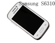 Original Unlocked 3.0'' SAMSUNG GALAXY YOUNG S6310 3G Wifi 3MP 4GB Android Smart