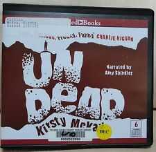 UnDead 6 Cd Audio Book Kirsty McKay Read by Amy Shindler High School Zombie