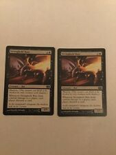 Stronghold Rats X 2 - Future Sight NM/M mgt