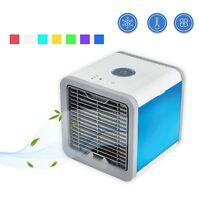 MINI Arctic Air Acondicionadores portátiles de aire Enfriador Humidificador USB