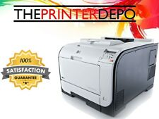 HP Color LaserJet Pro M451DN Printer + Toner Bundle 100% Ready! CE957A