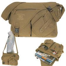 Tasche Herren Elephant Jack Bag Canvas Schultertasche Damen Tasche 3520 Nature