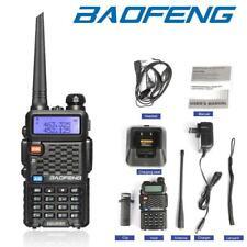 Baofeng UV-F8+ (actualización UV-5R) UHF VHF de Doble banda Ham Radio de dos vías Walkie Talkie