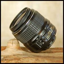 CLEAN Nikon AF-S Digital fit 18 55mm DX Wide Zoom G2 ED D3100 D3200 etc