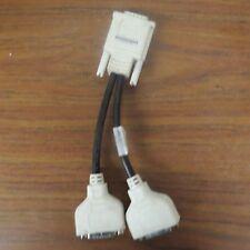 + HP Molex DMS-59 to Dual VGA Video Cable 687730005