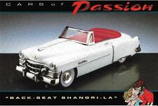1986 CARS OF PASSION - BACK SEAT SHANGRI-LA- 1950s AMERICAN CAR & CARTOON COUPLE