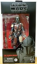 "HASBRO STAR WARS BLACK SERIES 6"" Inch #94 THE MANDALORIAN ACTION FIGURE"