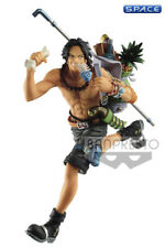 Portgas D. Ace Three Brothers PVC Statue One Piece Banpresto Eiichiro Oda