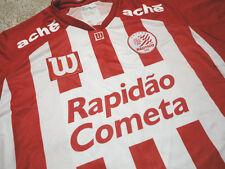 Authentic Brazil Clube Náutico Capibaribe FC Soccer Football Shirt Jersey L FBA