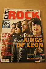 Tylko Rock 4/2009 Kings of Leon, Kurt Cobain, Pearl Jam, My Dying Bride, Cornell