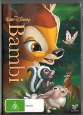 BAMBI - DISNEY - NEW & SEALED REGION 4 DVD FREE LOCAL POST