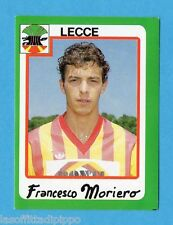 EUROFLASH CALCIO 90 -Figurina n.196- MORIERO - LECCE -NEW