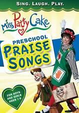 Miss Pattycake: Preschool Praise Songs (DVD, 2013) - D0430